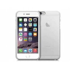 Apple İphone 6 Plus Ultra İnce Silikon Kılıf Şeffaf