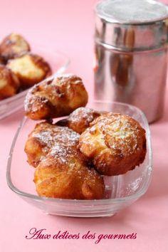 Aux délices des gourmets: BEIGNETS HOLLANDAIS