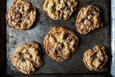 Marvelous Cookies .. doing these w/ pecans, oats, and a dish of cinnamon! can't wait!