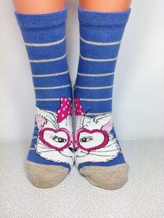 Cheap Cat Socks | DISCOUNT - cat socks, socks cat Cat Socks Kitten Socks Animal Socks ...