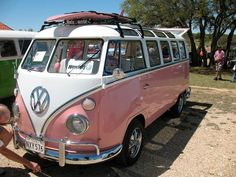 Yes you could say that I have been tickled pink with this one what an absolute belter of a campervan!
