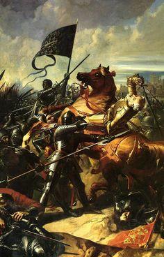 Battle of Castillon (Hundred Years' War) Charles-Philippe Larivière