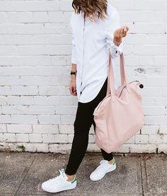 10 x minimalistische outfits die je nu moet stelen!
