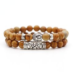 Choose from 18 styles or collect them all. One size fits all. These make great gifts too! Power Bracelet, Ethnic Jewelry, Handcrafted Jewelry, Handmade, One Size Fits All, Natural Gemstones, Great Gifts, Beaded Bracelets, Pure Products