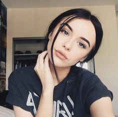 Find images and videos about girl, makeup and acacia brinley on We Heart It - the app to get lost in what you love. Makeup Goals, Love Makeup, Makeup Inspo, Makeup Inspiration, Beauty Makeup, Hair Makeup, Hair Beauty, Simple Makeup, Makeup Ideas