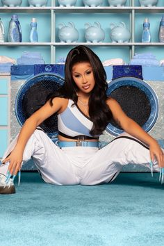 Kardashian, Divas, Cardi B Photos, B Fashion, Doja Cat, Famous Singers, Hot Girls, Bikinis, Girl Outfits