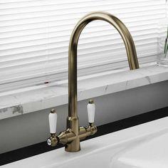 Kitchen Sink Taps, Bronze Kitchen, Sink Mixer Taps, Gold Kitchen, Low Pressure Kitchen Taps, Stainless Steel Taps, Composite Kitchen Sinks, Belfast Sink, Brass Tap