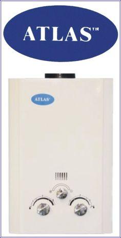 atlas Water heaters Gas On Demand Water Heaters