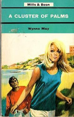 Cluster of Palms - Wynne May - Mills & Boon - Acceptable - Paperback