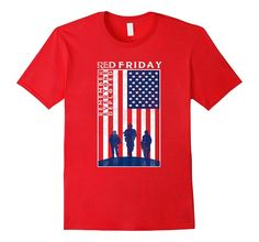 Remember Everyone Veteran Deployed RED Friday US Army Tee