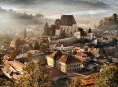 Explore Medieval Transylvania Cycling Tour - Inspiring Adventure Travel & Tours in Romania - Martin Adventures Places To Travel, Places To See, Travel Pictures, Cool Pictures, Places Around The World, Around The Worlds, Transylvania Romania, Historical Sites, Albania