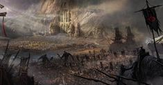 The battle at the gates of Erebor - March the 17th, the year 3019 of the Third Age post-3683-0-15547900-1445641373.jpg (1200×628)