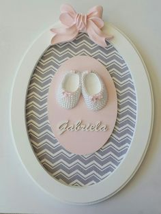 Baby Room Decor, Diy Projects To Try, Four Square, Baby Shower, Crochet, Frame, Gifts, Home Decor, Baby Room Pictures