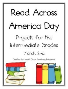 Read Across America Day Activities for the Intermediate Classroom