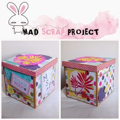 Mad Scrap Project: Scrap en Wonderland #scrapbooking #splendidsunshine #box #echopark Wonderland, Echo Park, Project Yourself, Toy Chest, Blog, Decorative Boxes, Scrapbook, Toys, Inspiration
