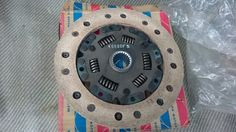 Nissan OEM Clutch Disc Sunny, Cherry, Sanitra, B110, B210, B120, 1000, and 1200.
