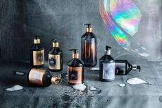 #Washing - Do not miss the new Eclectic Washing Collection by Tom Dixon: washing up, hand wash, hand balm & hand gift set inspired by its signature scent:London, Royalty & Orientalist #dedece #tomdixon #newcollection #accessories #newsness #washingup #bath #body #giftset #design #eclectic #london #welovetom