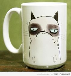 funny coffee mugs for women | Depressed coffee mug Very Funny Animals, Very Funny Pictures