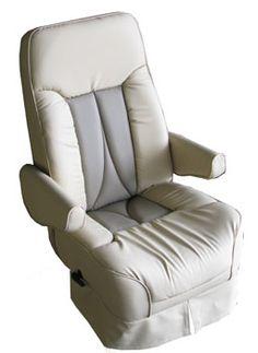 motorhome captain chair seat covers custom manufacturers 81 best rv chairs images camper caravan van furniture seats leather sedona hr
