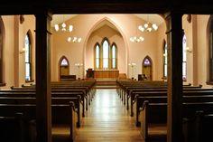 The Ohio Village Church Columbus Wedding Venue