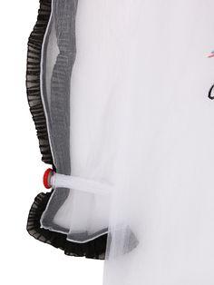 PAMEO POSE(パメオポーズ)のシャツ・ブラウス、【KLOSET】Bird see-through blouseの商品詳細情報。PAMEO POSE(パメオポーズ)公式ファッション通販【ランウェイチャンネル】。 公式通販ならではの充実商品。