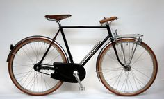 CYCLES GRAND BOIS - Japaneese builder of mid-century inspired French bicycles