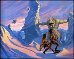 Fantasy Ink: Michael Whelan's John Carter Covers