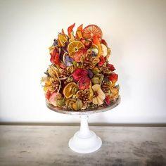 Celebration cakes by artisan cake maker The Bakemonger — The Bakemonger Textured Wedding Cakes, Fruit Leather Recipe, Vegan Junk Food, Vegan Baby, Pineapple Cake, Cake Business, Cake Makers, Floral Cake, Gorgeous Cakes