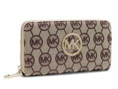MICHAEL Michael Kors Bags ($285) ❤ liked on Polyvore featuring bags* handbags* blush* pink bag* zipper purse* pink purse* zipper bag and zip bags