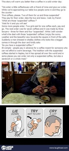 Faith in humanity restored *sniff* - LaughLoad.com