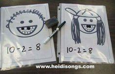 Making math fun for kids