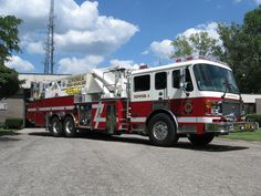 Fire Trucks Responding | http://www.photoimpressionsgallery.com/