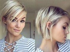 30+ Super Stylish & Cute Short Hair Ideas