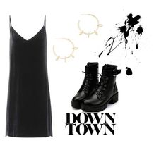 """Heading Downtown..."" by tilli-777 ❤ liked on Polyvore featuring rag & bone and Justine Clenquet"