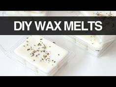 DIY Scented Wax Melts for Home Fragrance! Gather the supplies you need, be sure to use all proper precautions, and enjoy the process. Cure the wax melts for . Diy Wax Melts, Scented Wax Melts, Handmade Candles, Diy Candles, Candle Accessories, Handmade Chocolates, Wax Warmers, Wax Tarts, Candlemaking