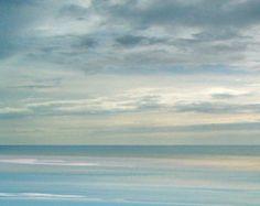 Beach decor, coastal decor, Beach ocean painting print, tropical caribbean coastal seascape print, by Francine Bradette-FREE S&H