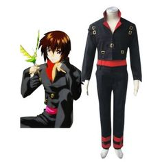 Gundam Seed/Destiny Kira Yamato Mobile Suit Cosplay Costume