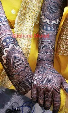 Modern Mehndi Designs, Mehndi Design Photos, Wedding Mehndi Designs, Mehndi Designs For Fingers, Henna Designs, Rajasthani Mehndi Designs, Dulhan Mehndi Designs, Kashees Mehndi, Mahndi Design