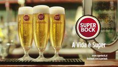 Histórias da Sandra Fotos: Super Bock apela à cerveja perfeita
