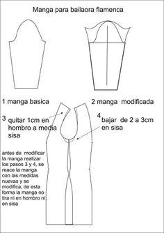 Manga flamenca