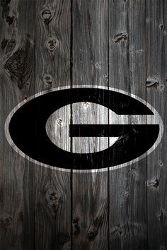 uga football wallpaper | Georgia Bulldogs Wood iPhone 4 Background - a photo on Flickriver