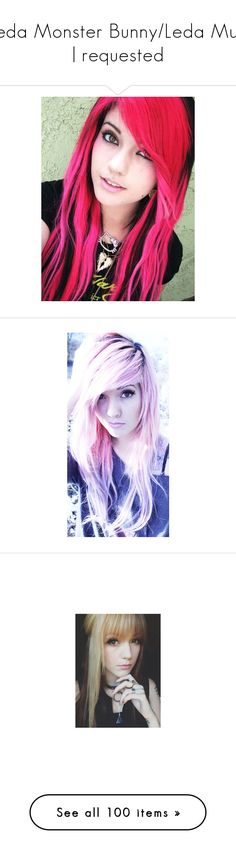 """""""Leda Monster Bunny/Leda Muir 