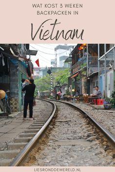 Backpacken in Vietnam is geweldig! Heb jij een reis gepland naar Vietnam en ben je benieuwd wat dit gaat kosten? In dit artikel heb ik mijn uitgaven op een rij gezet, zodat je makkelijk jouw budget voor Vietnam kan bepalen. Mekong Delta, Ha Long, Hoi An, Ho Chi Minh City, Vietnam Travel, Hanoi, Thailand, Asia, Street View