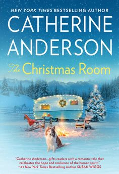 THE CHRISTMAS ROOM by Catherine Anderson delivered a heartfelt tale of family, love, second chances making it the perfect holiday read. Anderson made me laugh… Book Club Books, New Books, Good Books, The Book, Books To Read, Christmas Room, A Christmas Story, Christmas Movies, Books 2018