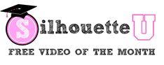 Tutoriales en vídeo gratuitos sobre silueta | Silueta, u Silhouette Machine, Free Silhouette, Silhouette Studio, Silhouette Cameo, Silhouette School Blog, Silhouette Projects, Videos, Video Library, Paint Line