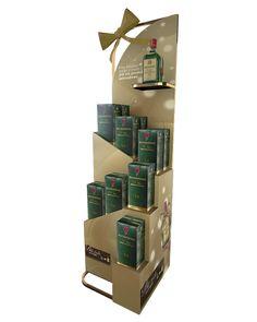 Pallet Display, Pos Display, Bottle Display, Counter Display, Display Design, Display Shelves, Cool Retail, Pos Design, Wine Stand