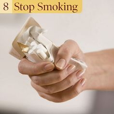 Tip 8: Stop Smoking and Increase HDL.           Quitting smoking has so many benefits, especially when it comes to cholesterol and heart-healthy living. By not smoking, you can boost your HDL cholesterol as much as 15–20 percent, according to the June 2008 issue of Harvard Women's Health Watch. It's tough to quit, but with a support system in place to help you reach your goal, you can do it—starting right now.
