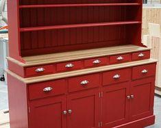 Freestanding Kitchen Sink Cupboard | Etsy Kitchen Sink Units, Kitchen Cabinets, Belfast Sink, Freestanding Kitchen, Cupboard, Slate, Etsy, Design, Home Decor
