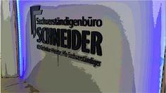Comic Style des Sachverständigenbüros Schneider in Form eines gefilterten Logos. Der Gutachter in Köln und Umgebung