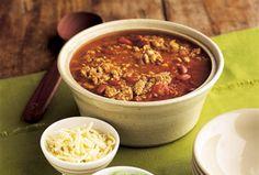 30-Minute Turkey Chili Recipe : Food Network Kitchens : Food Network